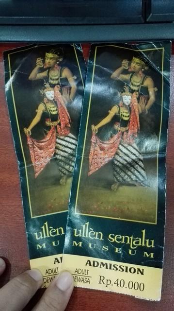 Menjelajahi Kerajaan Mataram di Museum Ullen Sentalu