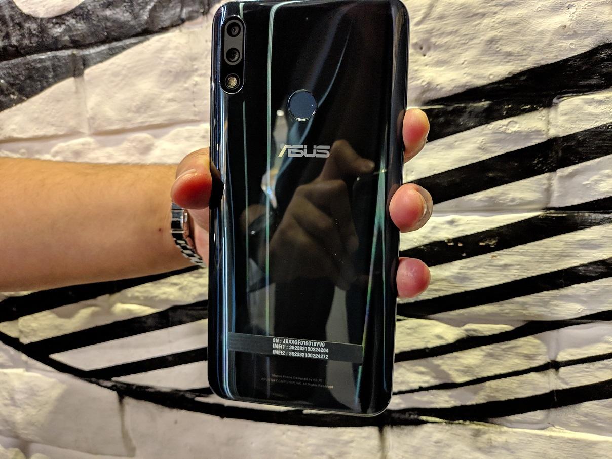 ASUS ZenFone Max Pro M2, Baterai Besar dan Makin Mewah