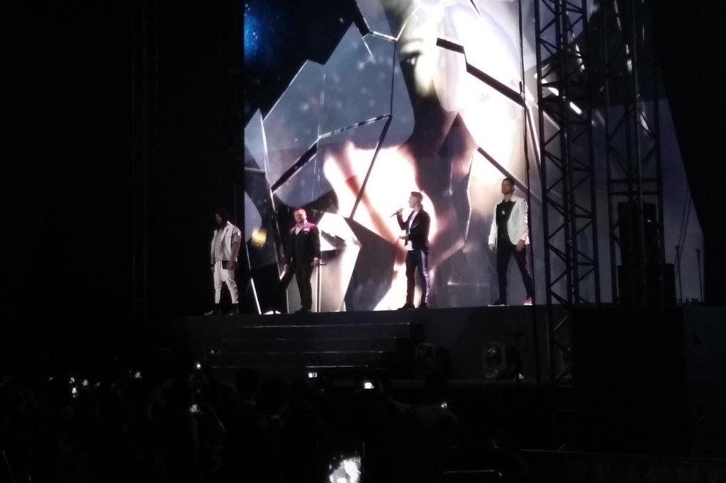 Sebelum Resmi Bubar, Boyzone Pamit pada Penggemar di Indonesia