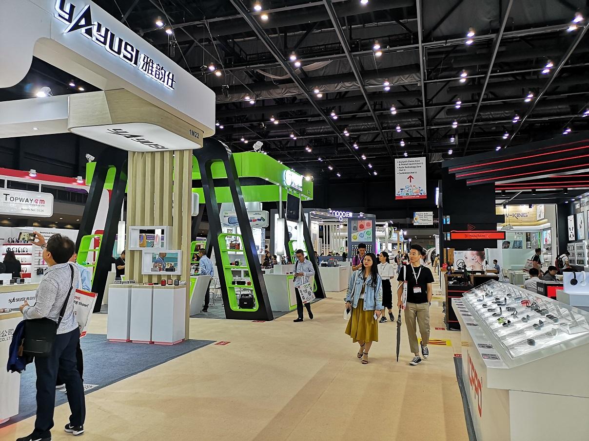 Global Sources Consumer Electronic Show 2019 Pamer Teknologi Karya Tiongkok