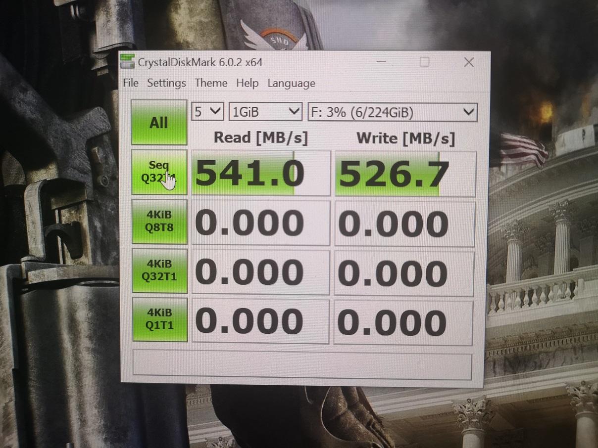 Kingston UV500 240GB, Murah dan Bisa Jadi SSD Eksternal