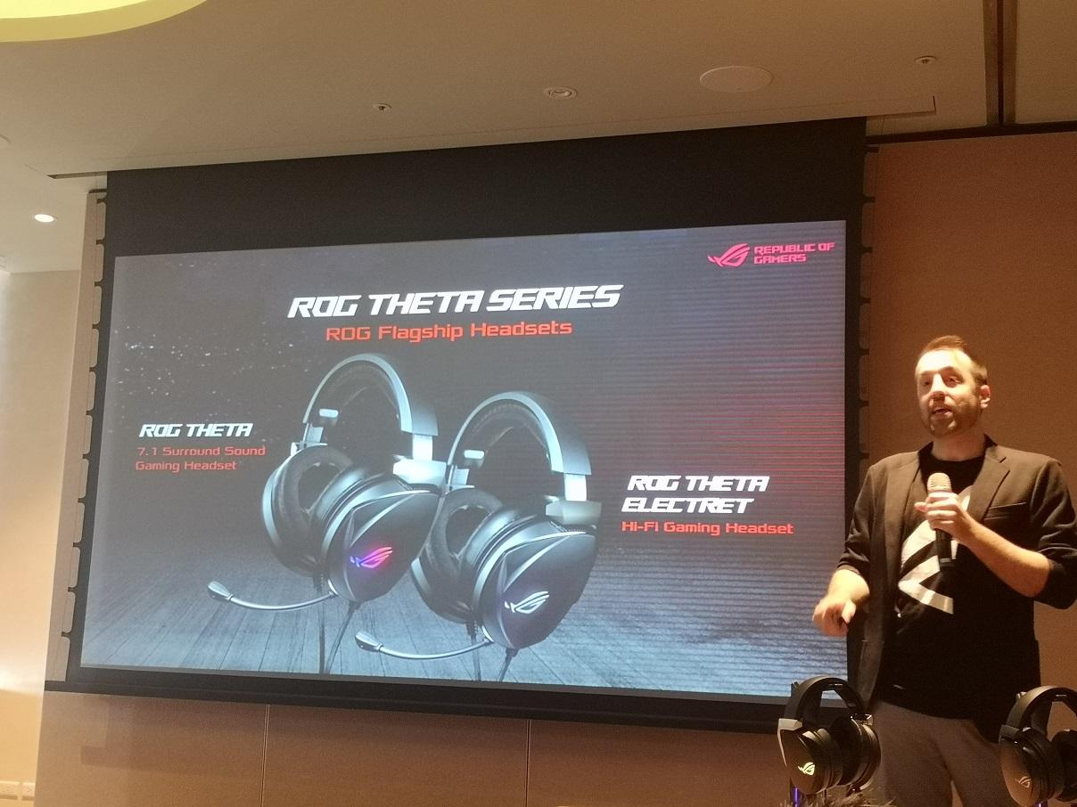 ASUS ROG Rilis Headphone untuk Gamer dan Audiophile