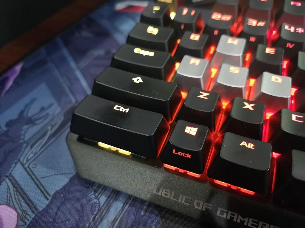 ASUS ROG Strix Scope, Duet Gamer FPS