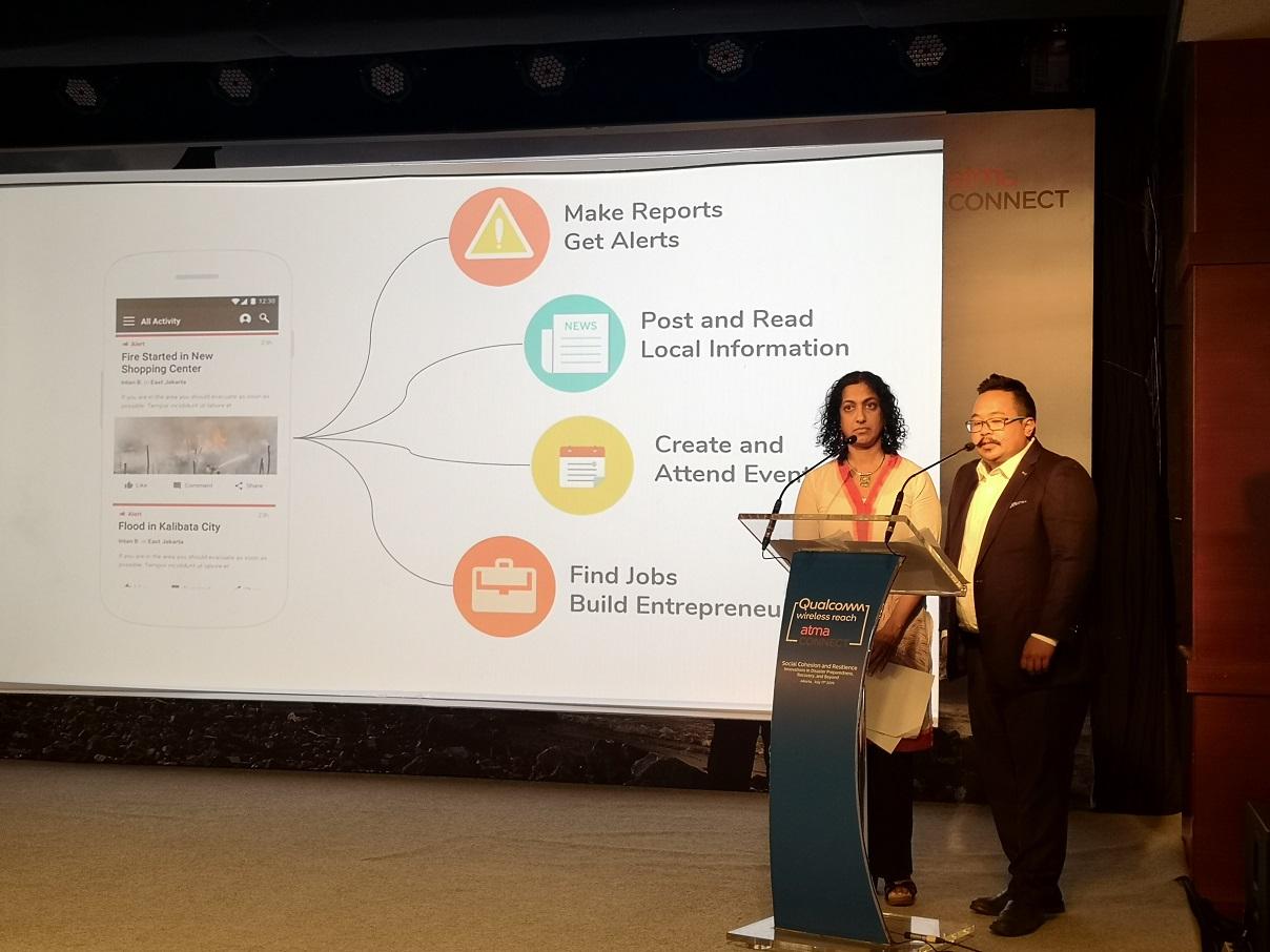 AtmaGo Ingin Bantu Penanggulangan Bencana Alam via Digital