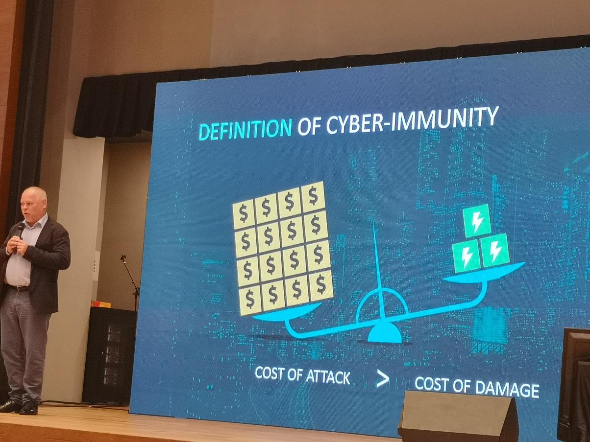 Eugene Kaspersky: Dari Keamanan Siber ke Kekebalan Siber