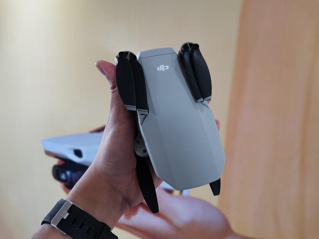 DJI Mavic Mini Jadi Drone Teringan dan Terjangkau di Indonesia