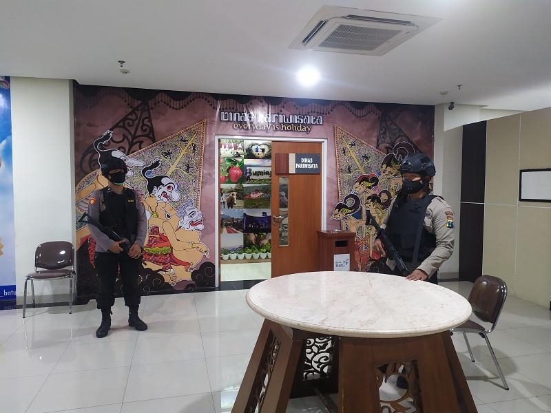 Nah Loh! 3 Kantor OPD Kota Batu Diperiksa KPK