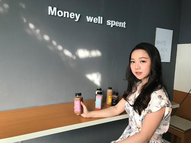 Cafe Ini Sajikan Modifikasi <i>Snack</i> Kemasan ala Korea