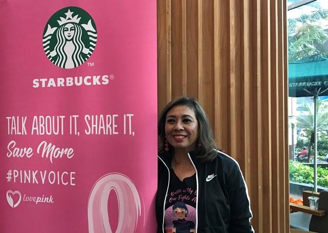 Shanti Warrior Kanker Payudara Yang Siap Berbagi Dukungan Untuk