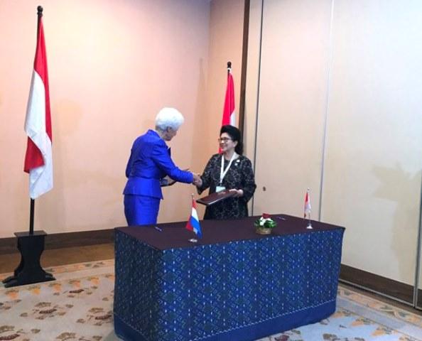 Indonesia Melakukan Penandatangan Kerja Sama dengan Belanda di Bidang Kesehatan