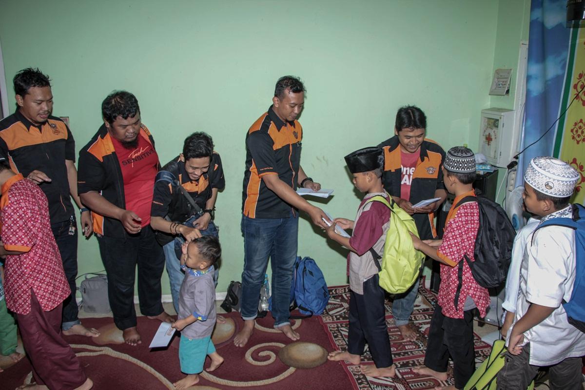 Pupuk Jiwa Sosial, HMPC Tetap Solider di Usia ke-15 Tahun