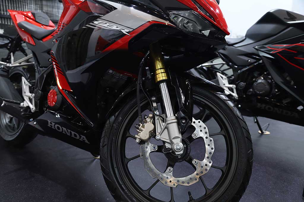 Honda CBR150R Gen 5 Meluncur, Intip Ubahannya