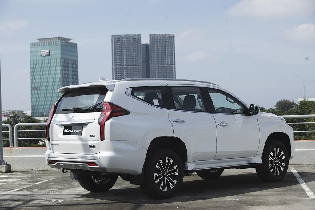 New Mitsubishi Pajero Sport Mengaspal, Ini Ubahannya