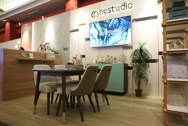 Nestudio Menampilan <i>Turquoise</i> <i>Cream</i> yang <i>Stylist</i>