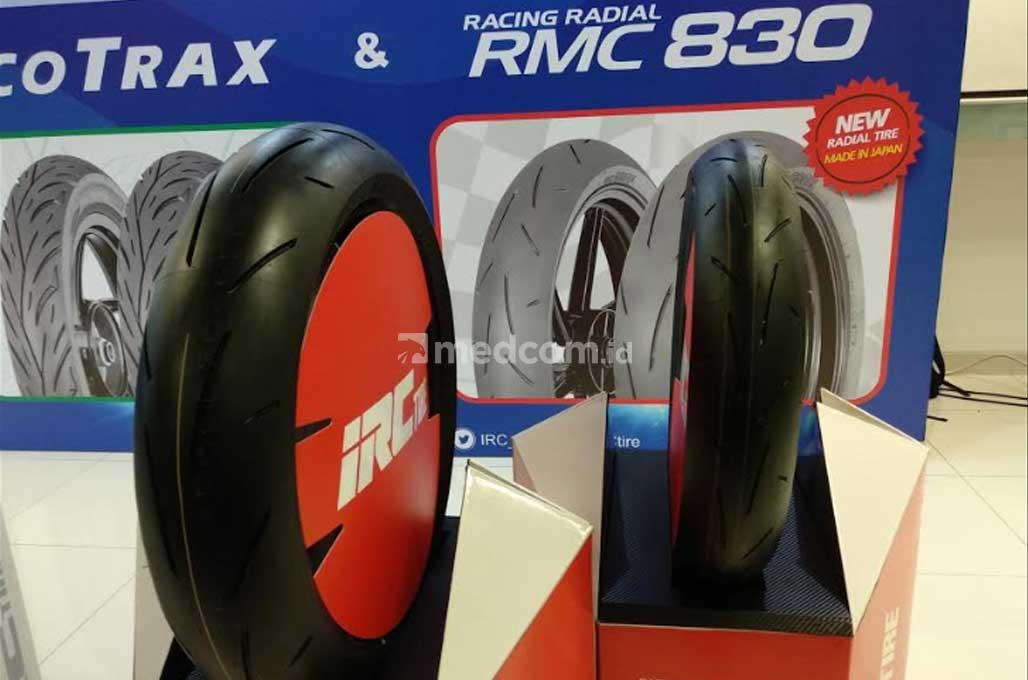 IRC Tire Agresif Bidik Segmen Menengah dengan Ecotrax & RMC830