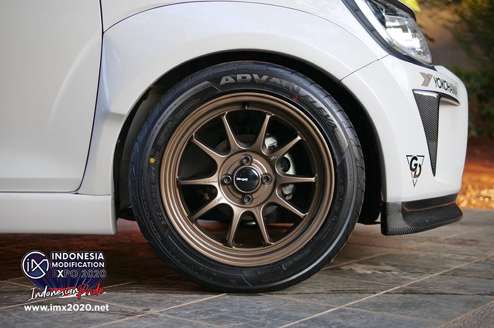 Suzuki Ignis Time Attack, Si Bintang Utama