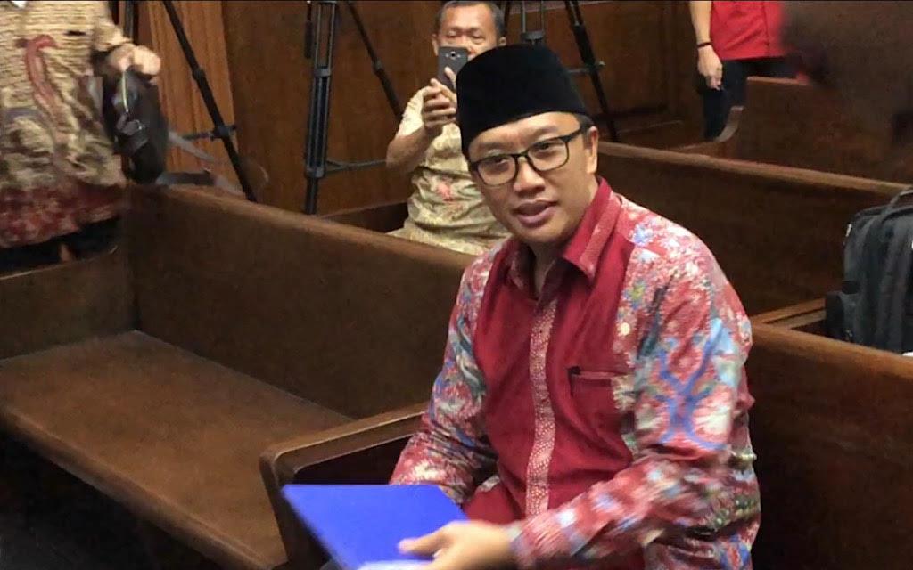 Imam Tantang Jaksa Buktikan Dakwaan Suap dan Gratifikasi