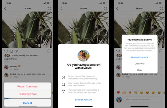 Instagram Keluarkan Fitur Anti Perundungan
