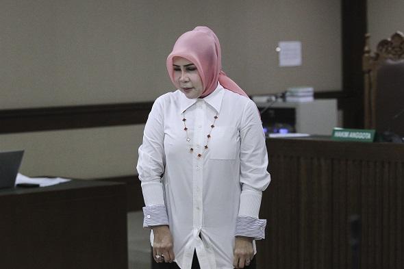 KPK Panggil Istri Nurhadi
