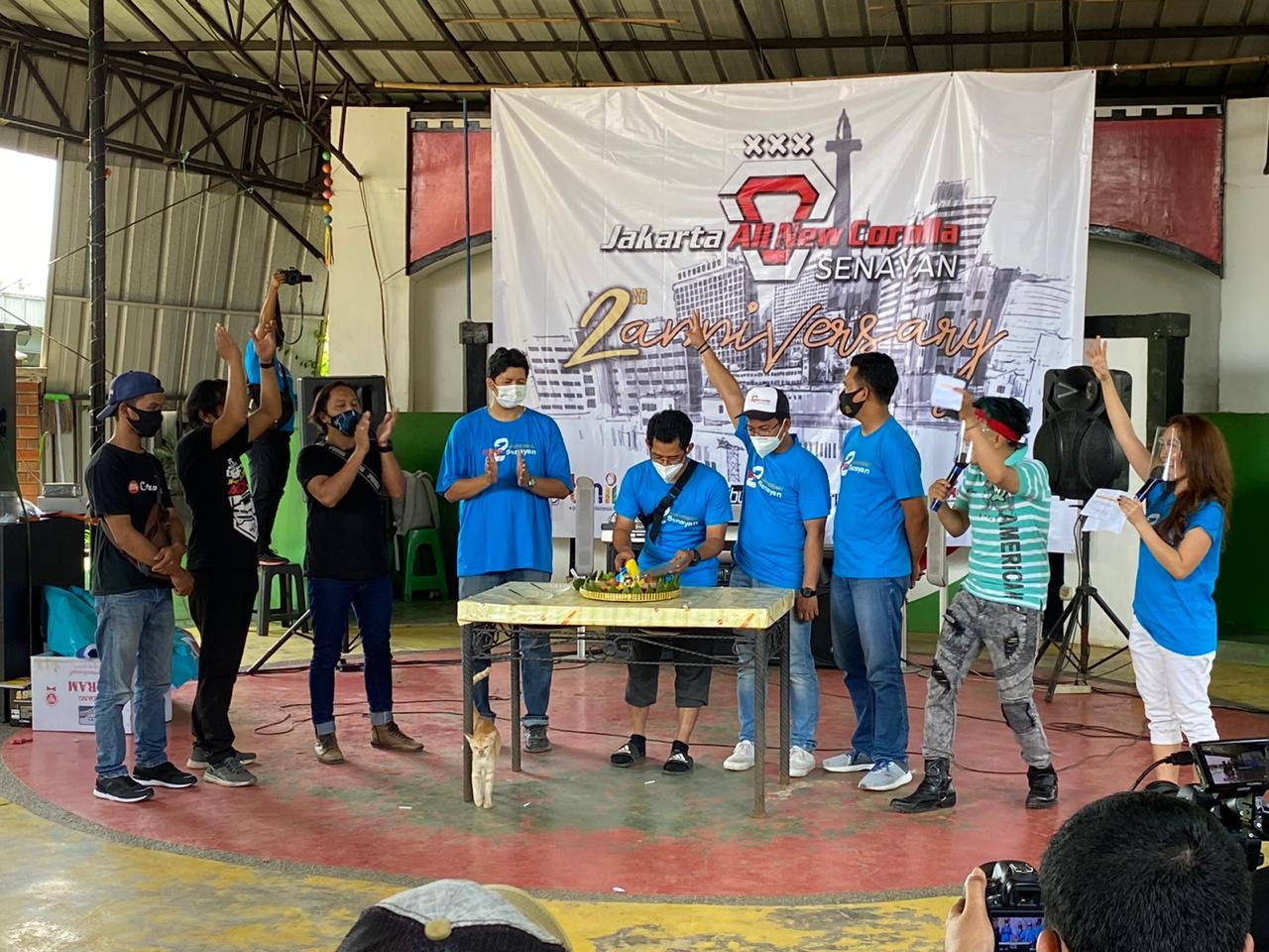 JANC Senayan Berpesta di Taman Mini, Ada Apa?