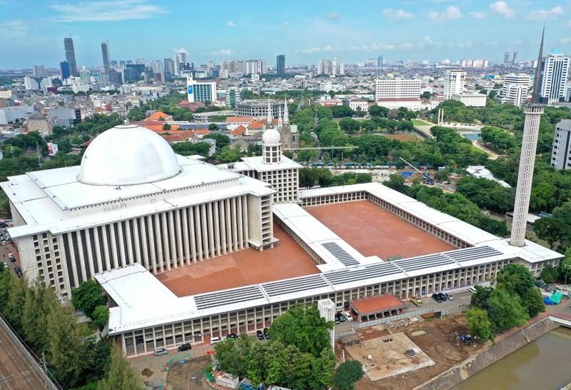 PBNU Pertanyakan Tujuan Pembangunan Terowongan Istiqlal-Katedral