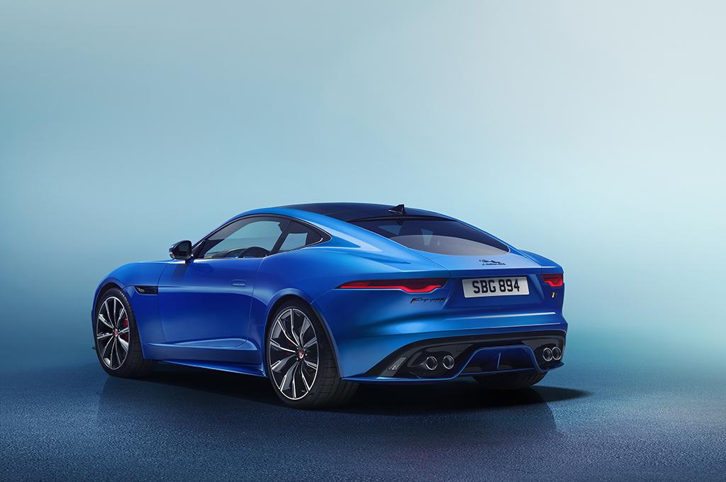 New Jaguar F-Type Pertegas Posisi sebagai Sportcar