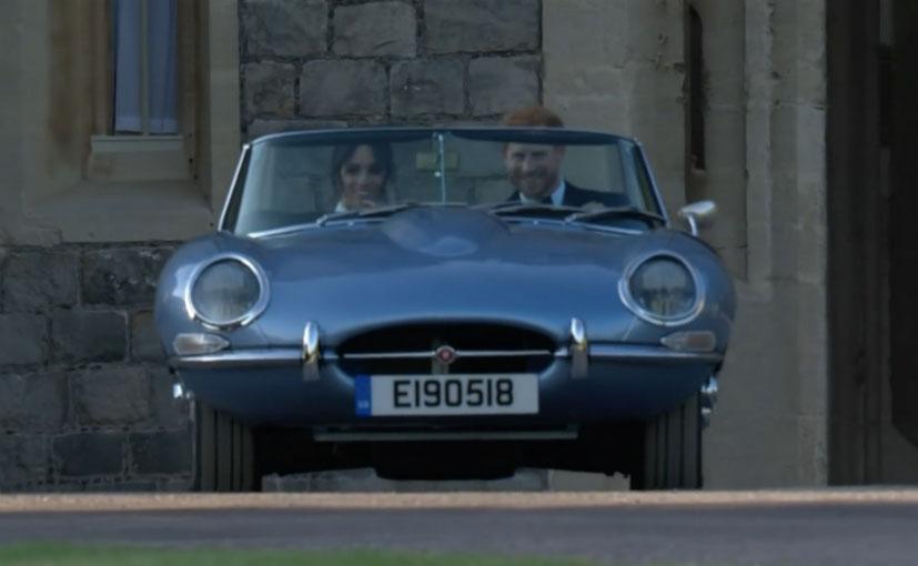 Jaguar E Type >> New Jaguar E Type Zero Concept Mobil Pengantin Pangeran Harry