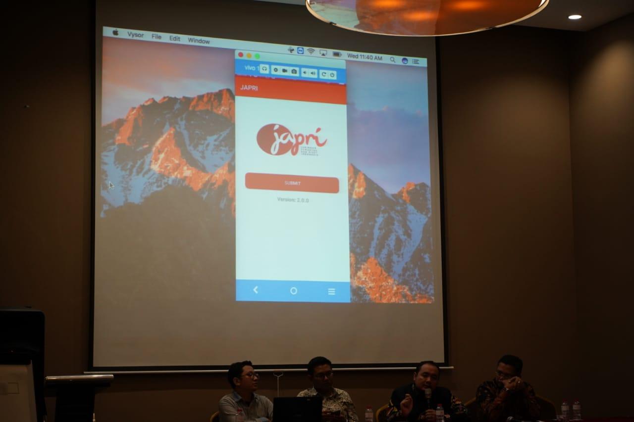 Bawaslu Sambut Baik Peluncuran Aplikasi Pemantauan Pemilu