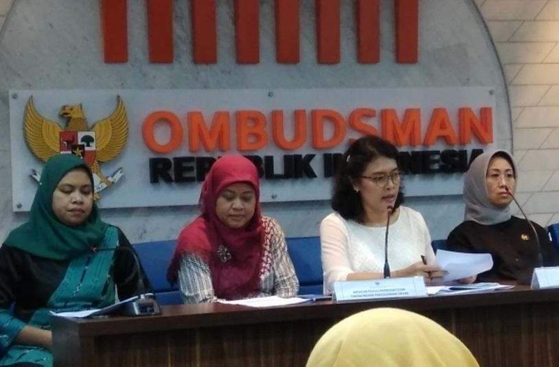 Ombudsman Didesak Pasang Mata terhadap Perdagangan Orang