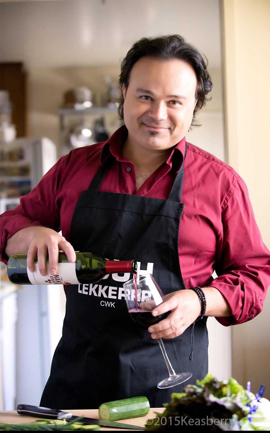 Jeff Keasberry, Identitas Kulinari Indonesia dalam Sebuah Buku