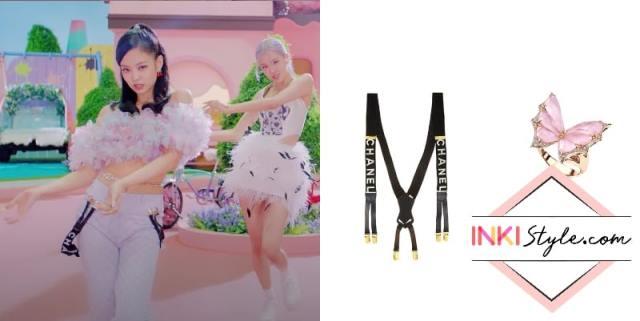 Blackpink dan Selena Gomez Tampil Memukau dengan Outfit Berkelas di VM 'Ice Cream'