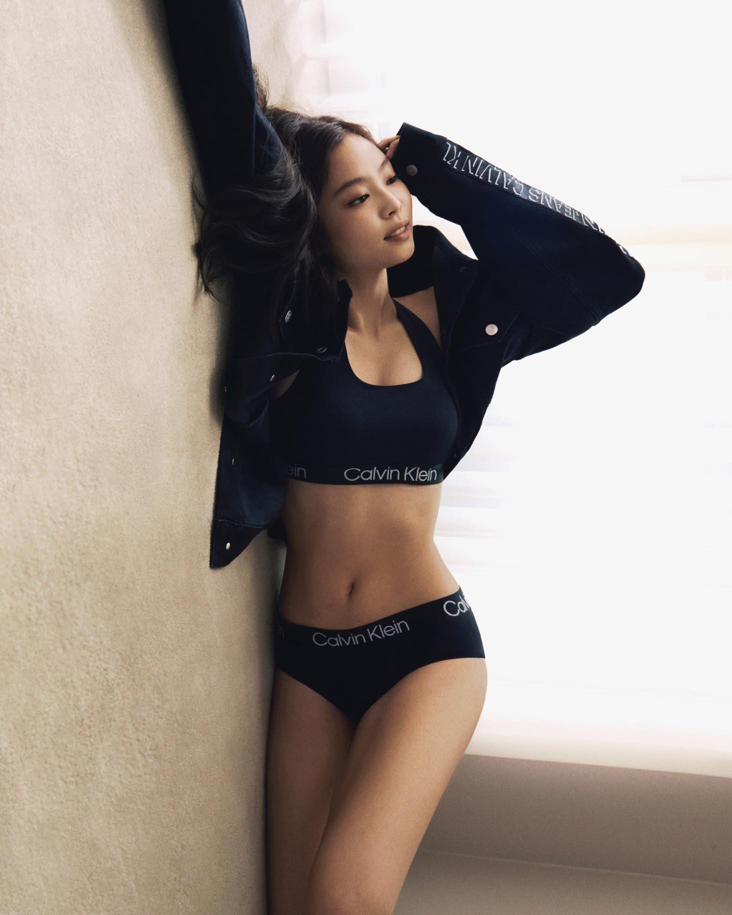 Jennie Blackpink Jadi Model Kampanye Calvin Klein