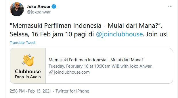 Apa Itu Clubhouse? Aplikasi yang Sedang <i>Trending</i> Dibahas Netizen