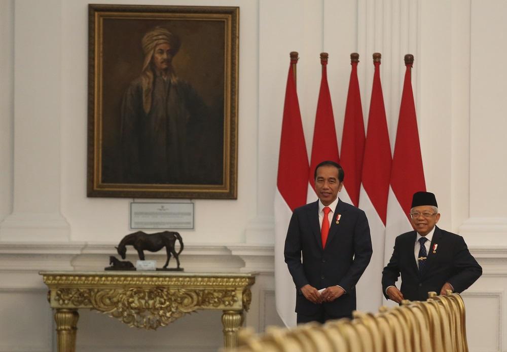 Jokowi Ingin Data Terkait Virus Korona Rutin Disebarkan