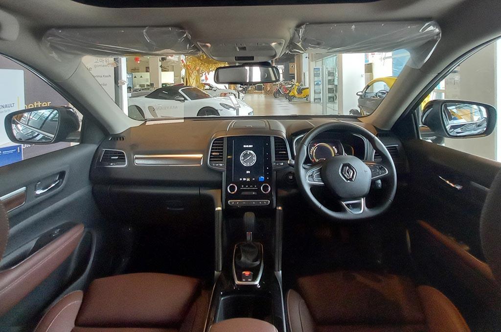 Renault Segarkan Koleos, Ada Kursi Pijatnya