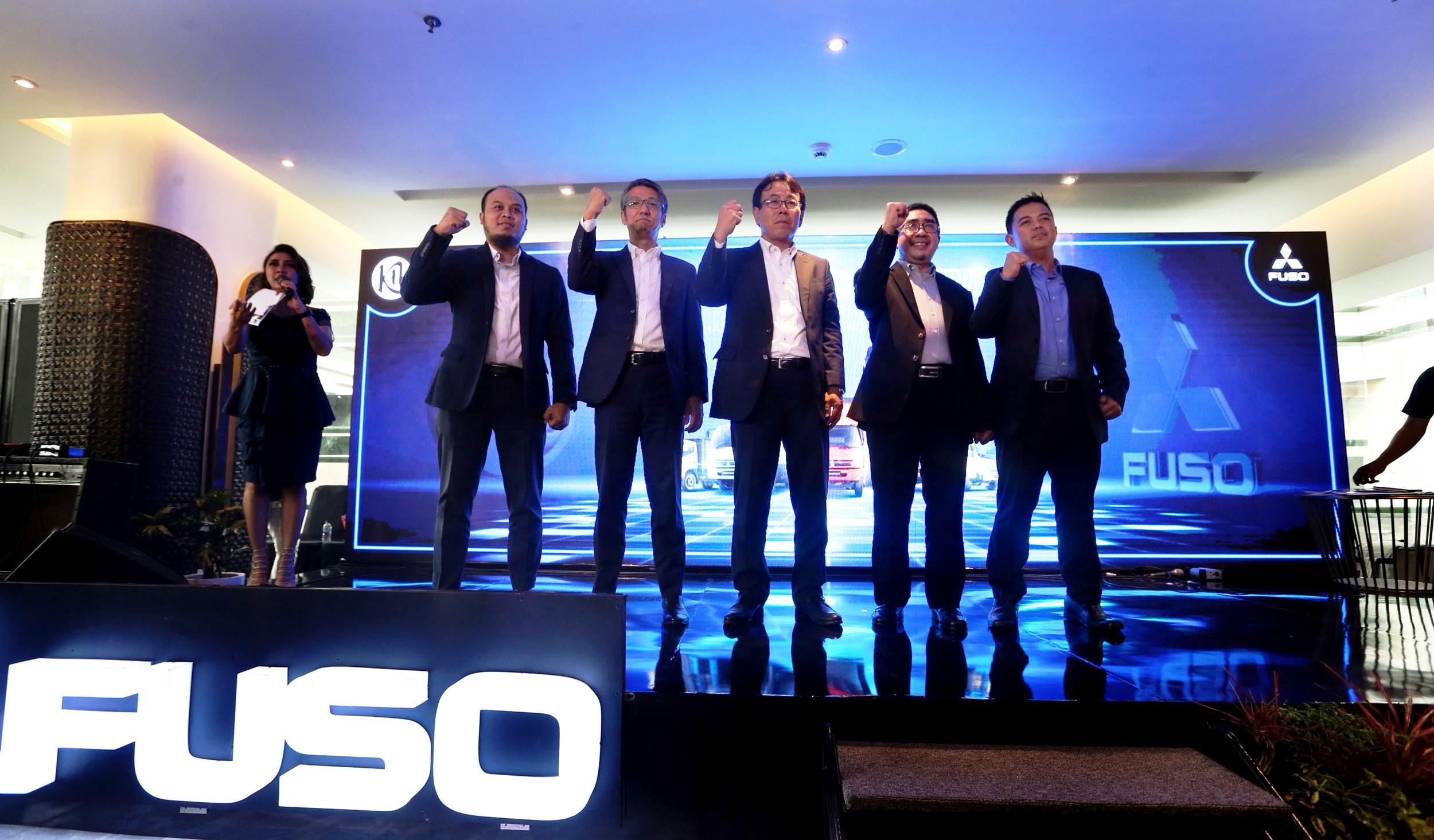 Fuso Pasang Target Tinggi Penjualan Truk di 2020