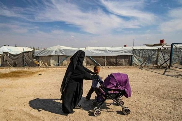 Pemerintah Belum Berniat Pulangkan Eks ISIS
