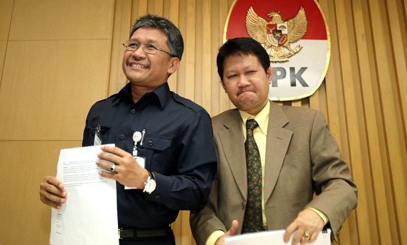 Sidang Perdana Korupsi Kondensat BP Migas Ditunda