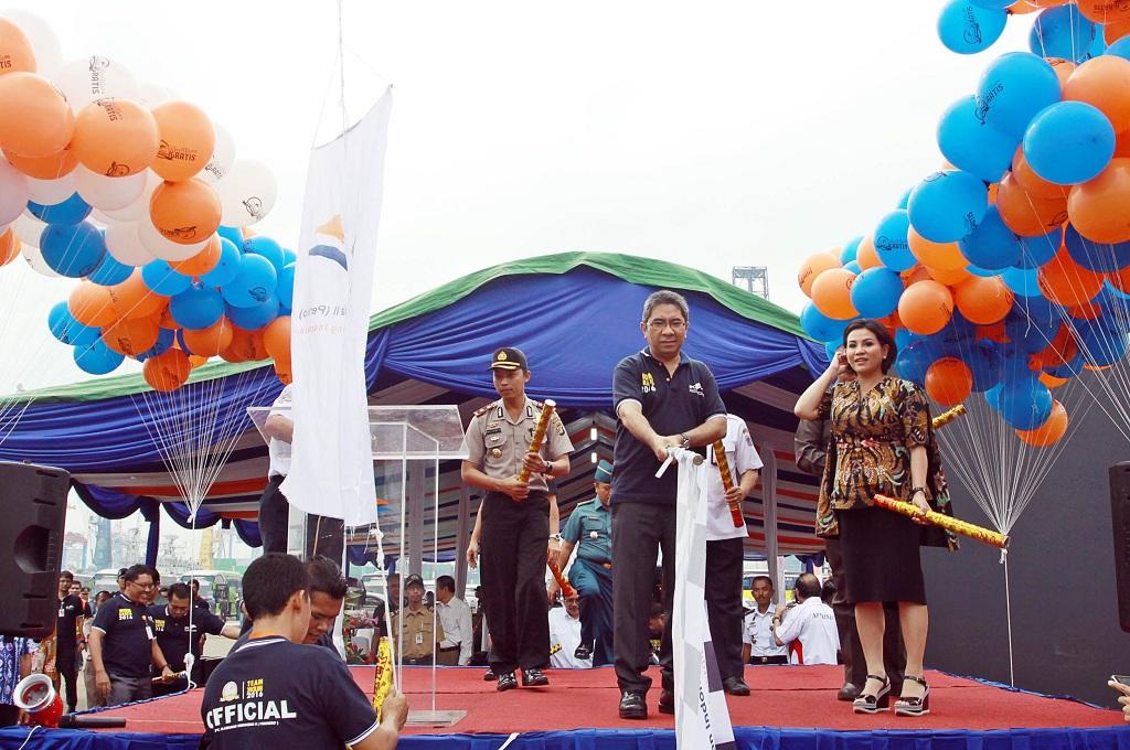 Carmelita Hartoto, 'Laksamana' di Laut Nusantara