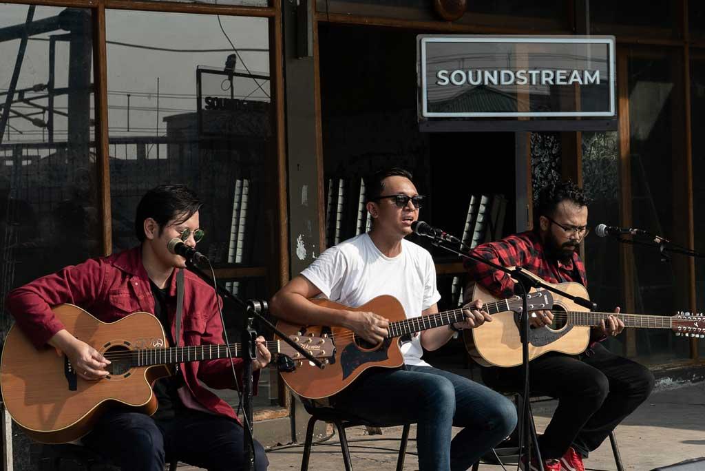 Konser Virtual Soundstream Tawarkan Pengalaman Baru