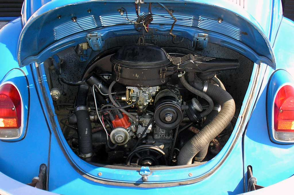 Berniat Beli VW Kodok Klasik? Begini Cara Perawatannya