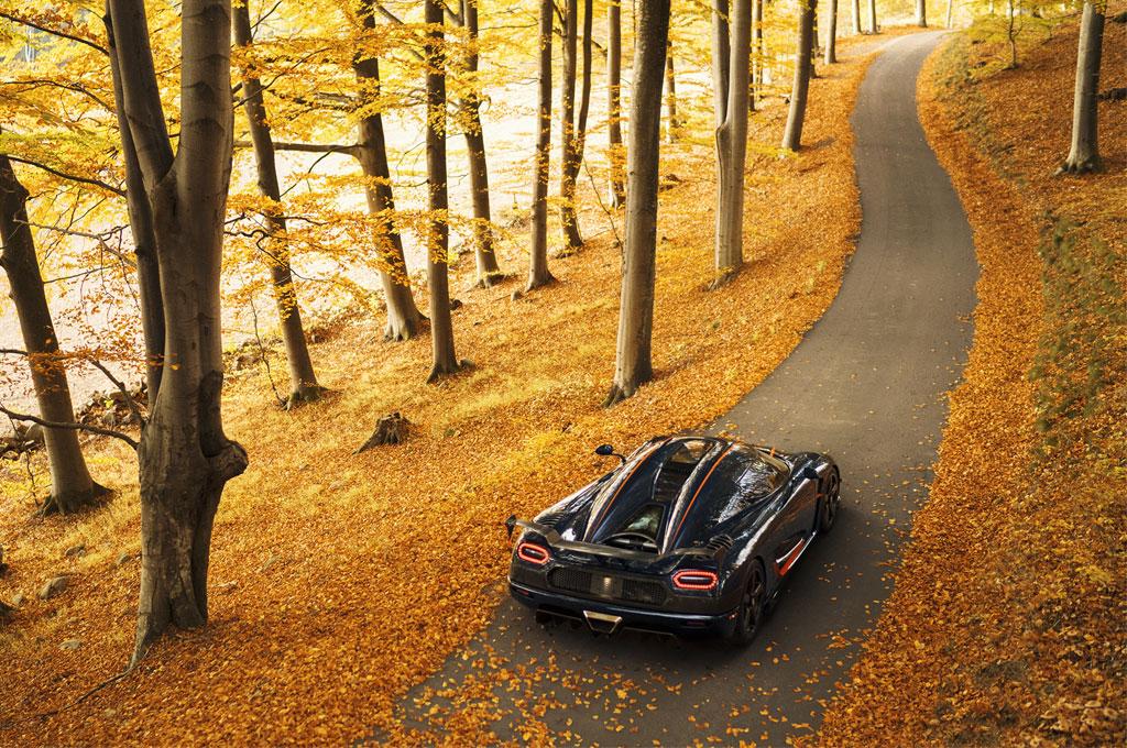Koenigsegg Melirik Segmen Supercar Hybrid