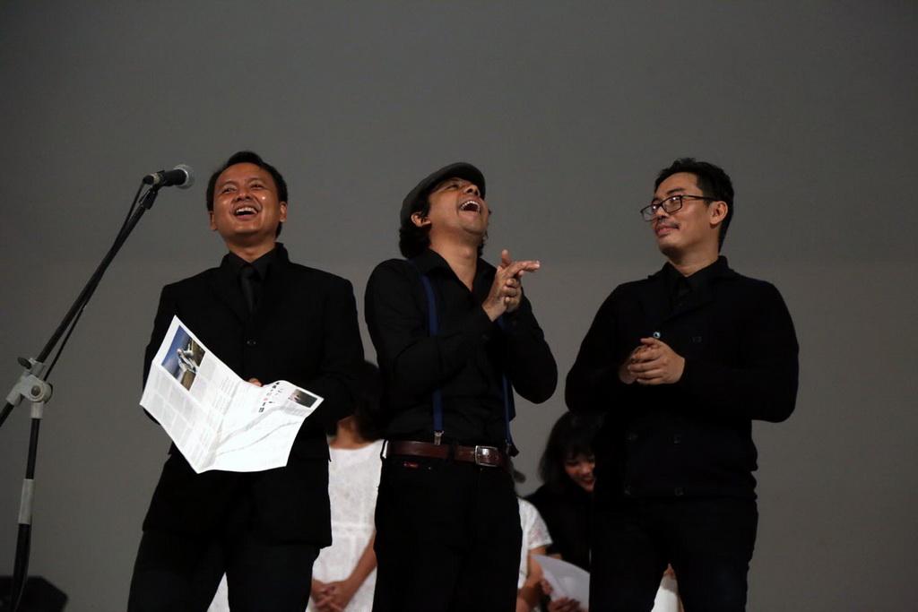 Konser Sinestesia, Pertunjukan Sakral sebelum ERK Kembali Vakum