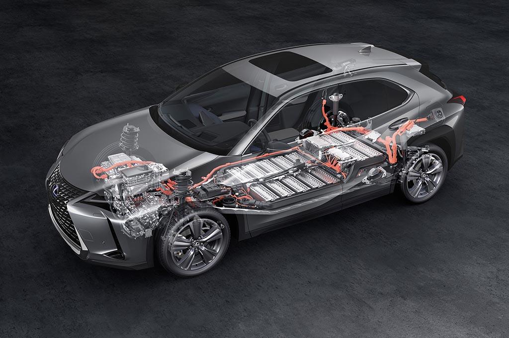 Prediksi Spesifikasi Lexus UX300e yang Bakal Masuk ke Indonesia