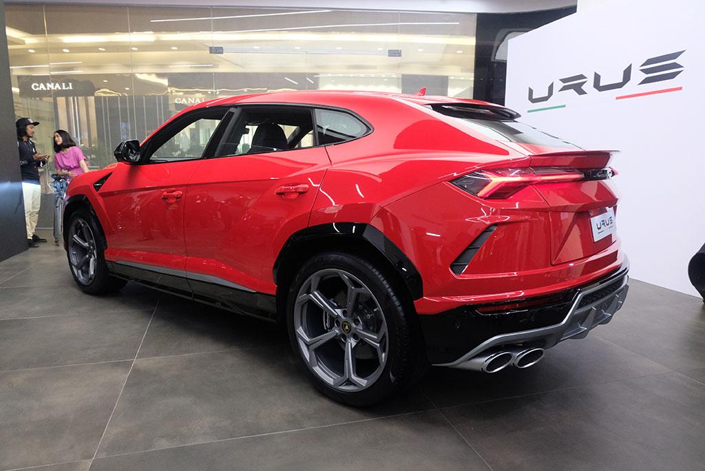 Fleksibilitas jadi Kunci Pengembangan Lamborghini Urus