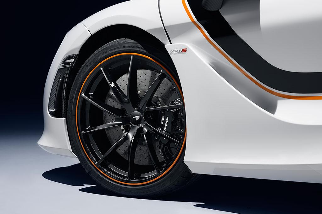 McLaren 720S First Track, Seputih Sambaran Petir