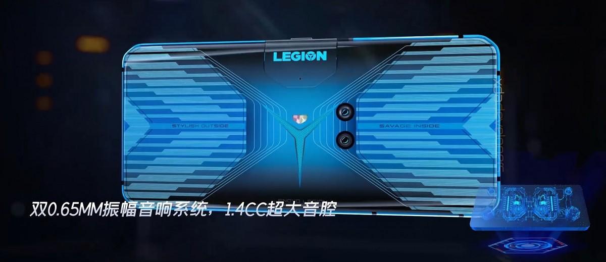 Begini Desain Smartphone Gaming Lenovo Legion