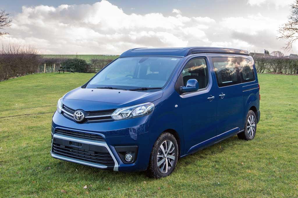 Toyota Proace Lerina untuk Pecinta Petualang
