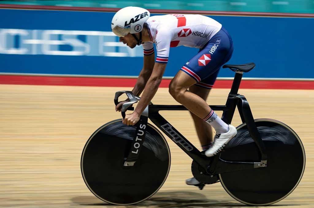 Produsen Mobil Inggris Bikin Sepeda Balap untuk Olimpiade