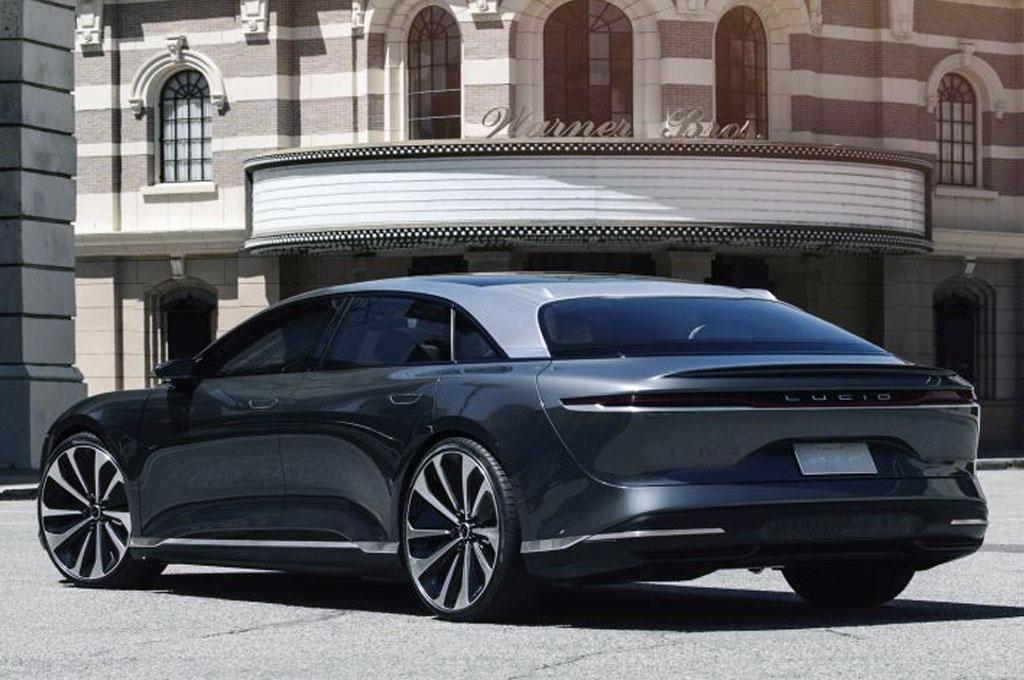 Lucid Air Pesaing Tesla Siap Debut April 2020